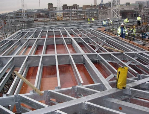 Halo Roof Structure – John Lewis, Liverpool