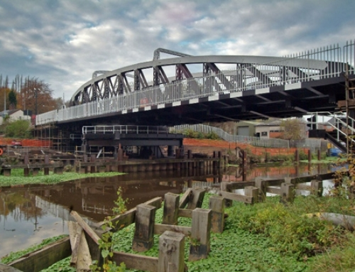 Hayhurst Bridge Construction, Northwich