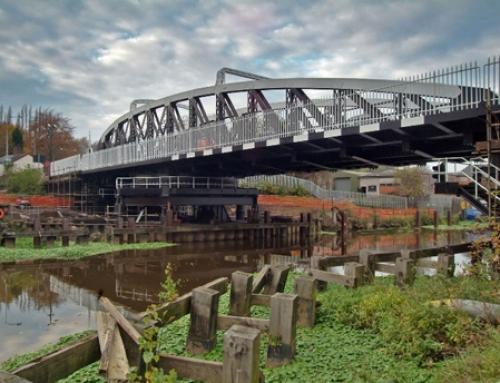 Hayhurst Bridge Construction, Northwich