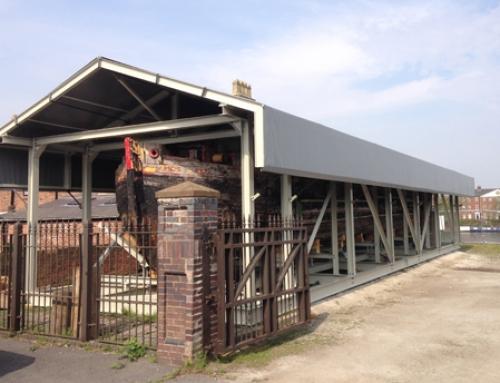 Mossdale Cradle, Ellesmere Port